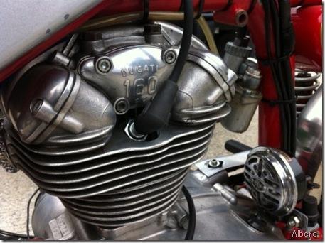 ducati monza 160 engine